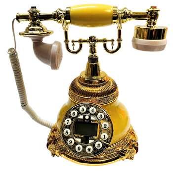 تصویر تلفن کلاسیک مدل 351C