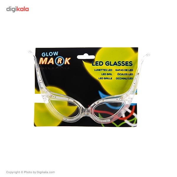 عینک نوری گلو مارک کد 330380