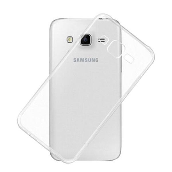 کاور ژله ای مدل Ultra thin مناسب برای گوشی موبایل سامسونگ Galaxy j7 2016