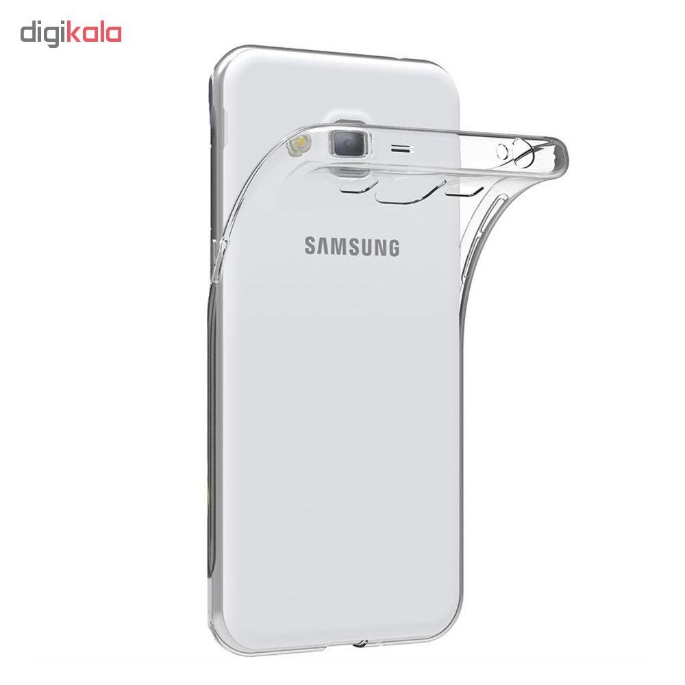 کاور ژله ای مدل ALM 33 مناسب برای گوشی موبایل سامسونگ Galaxy j3 2016