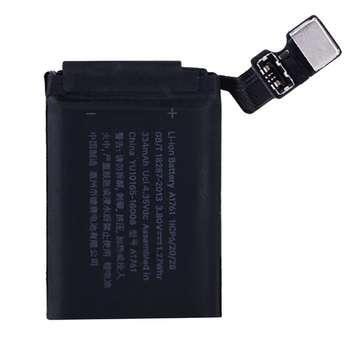 باتری مدل A1761 ظرفیت 334mAh مناسب برای ساعت هوشمند اپل واچ سری 2 سایز 42 میلی متری