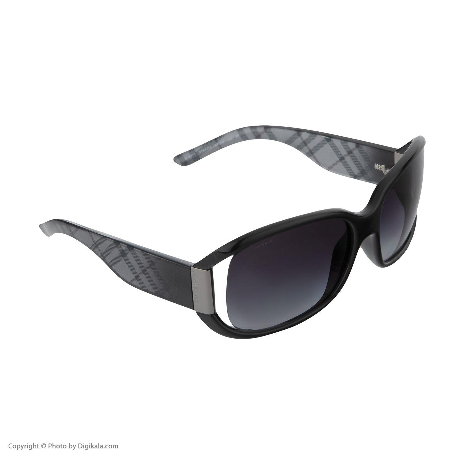 عینک آفتابی زنانه بربری مدل BE 4071S 316411 61 -  - 4