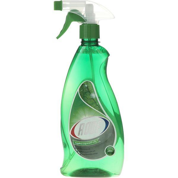 اسپری پاک کننده چند منظوره سطوح روف سری Green حجم 600 میلی لیتر