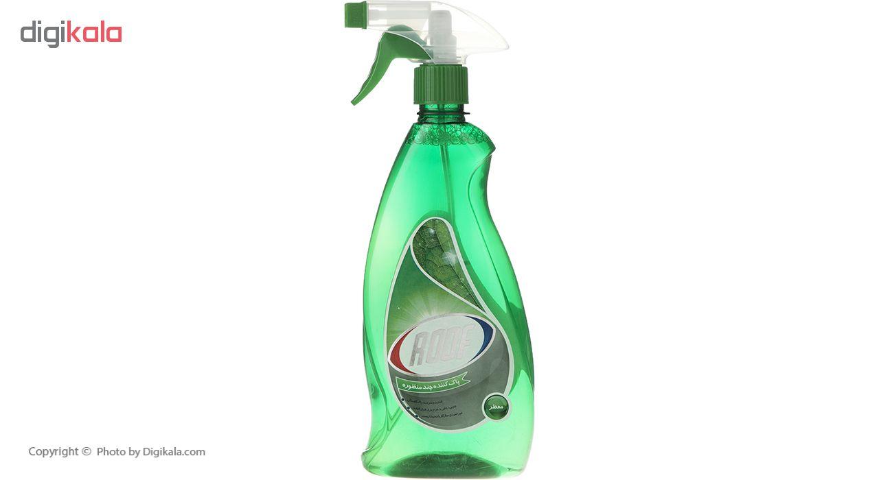 اسپری پاک کننده چند منظوره سطوح روف سری Green حجم 600 میلی لیتر main 1 1