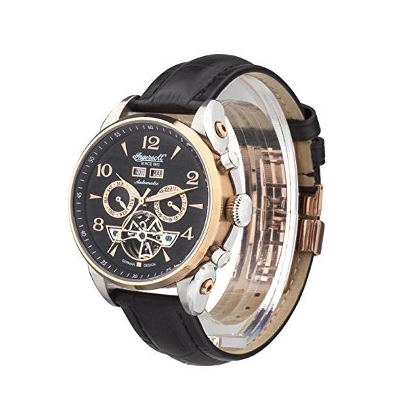 ساعت مچی عقربه ای مردانه اینگرسل مدل IN4514RBK 54