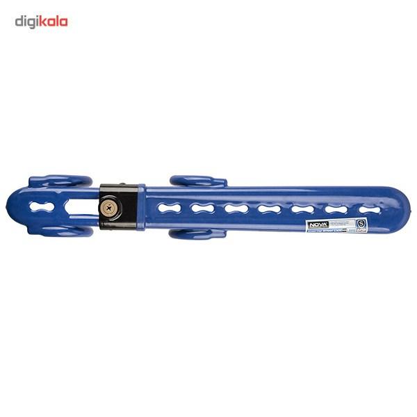 قفل فرمان خودرو نووا مدل L600