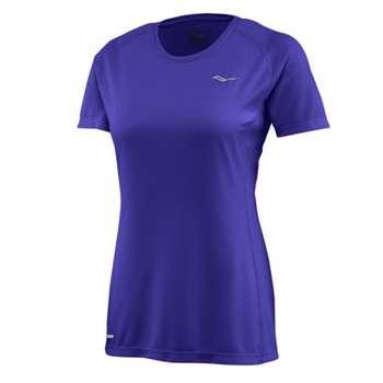 تی شرت ورزشی زنانه ساکنی مدل TWILIGHT