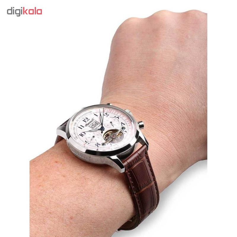 ساعت مچی عقربه ای مردانه اینگرسل مدل IN2002WH