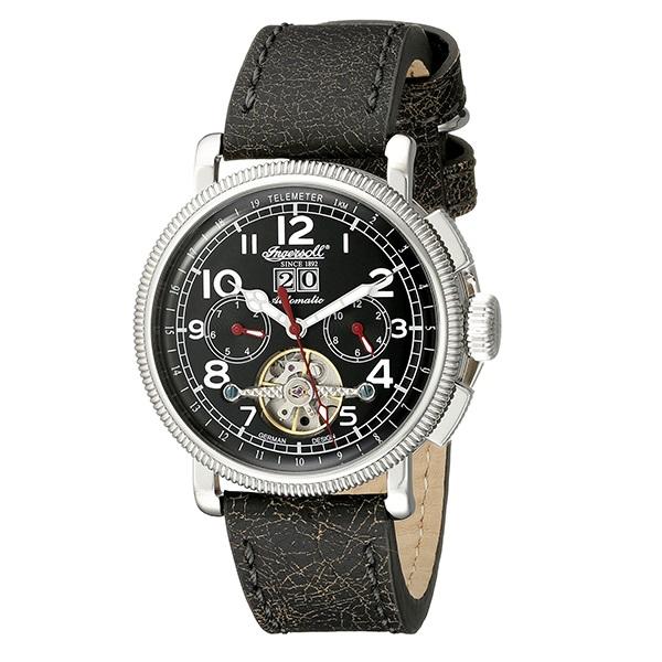 ساعت مچی عقربه ای مردانه اینگرسل مدل IN1827BKWH 54