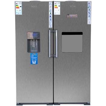 یخچال فریزر دوقلو آی فادر مدل IF23 | ifather if23 refrigerator