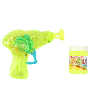 تفنگ حباب ساز  مدل Bubble Loader