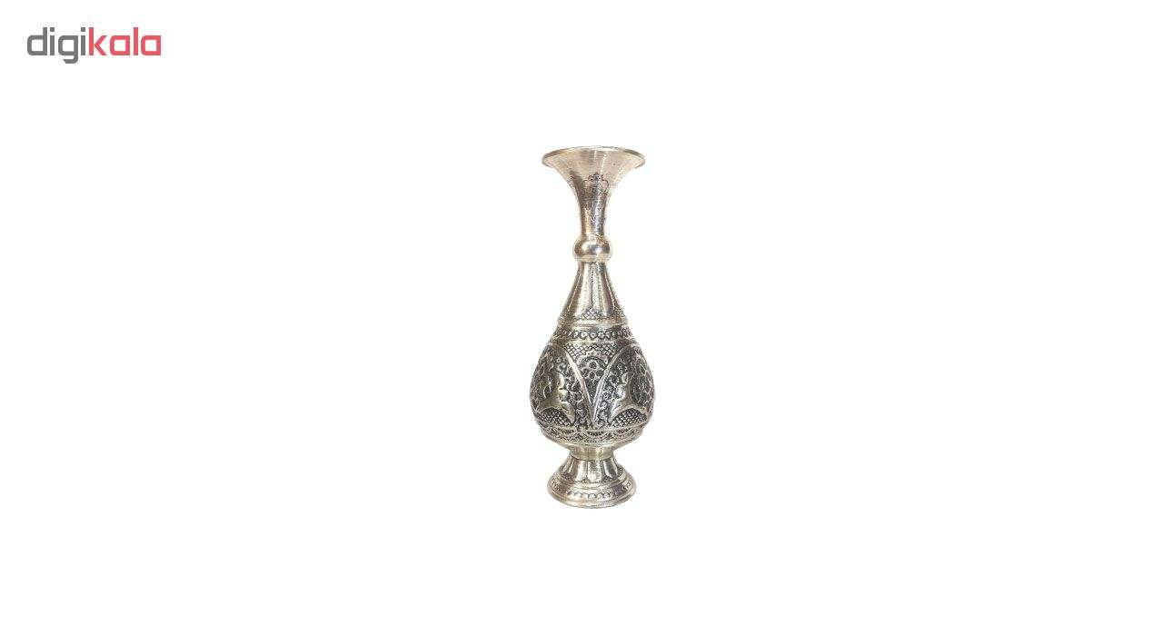 گلدان قلمزنی لوح هنر کد 1185