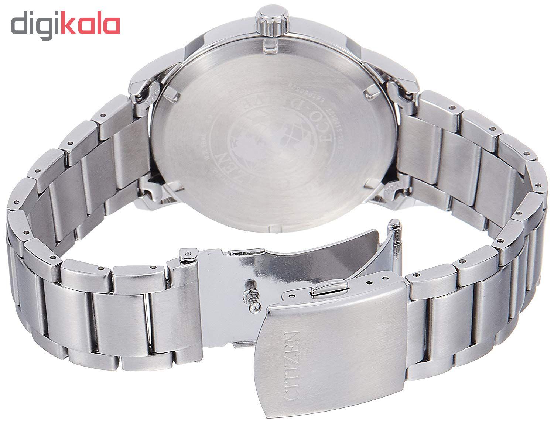 خرید ساعت مچی عقربه ای مردانه سیتی زن مدل BM6960-56E