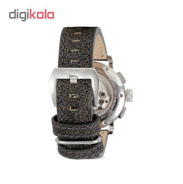 خرید ساعت مچی عقربه ای مردانه اینگرسل مدل IN1827BKWH