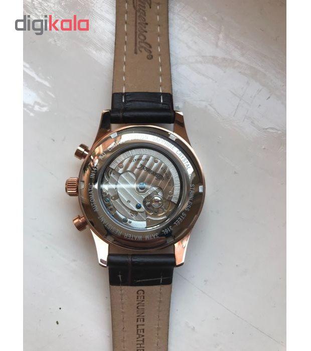 ساعت مچی عقربه ای مردانه اینگرسل مدل IN1420RGU
