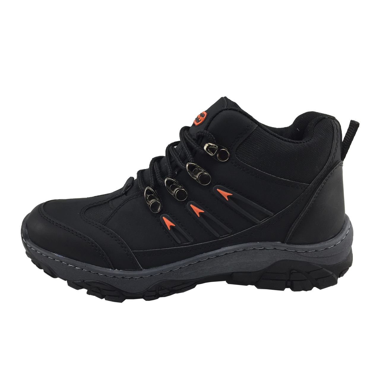 کفش کوهنوردی زنانه مدل B153K رنگ مشکی