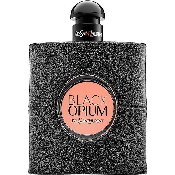 تستر ادو پرفیوم زنانه ایوسن لورن مدل Black Opium حجم 90 میلی لیتر