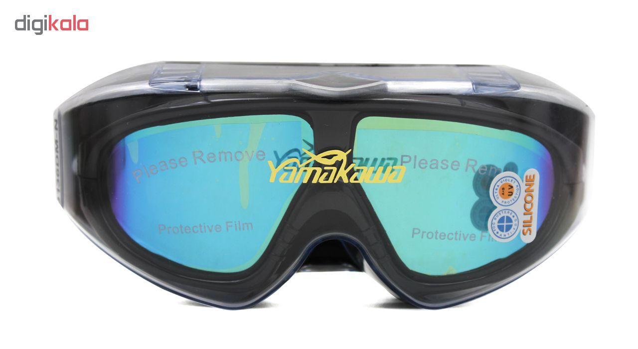عینک شنا یاماکاوا مدل 9136DM-N main 1 6