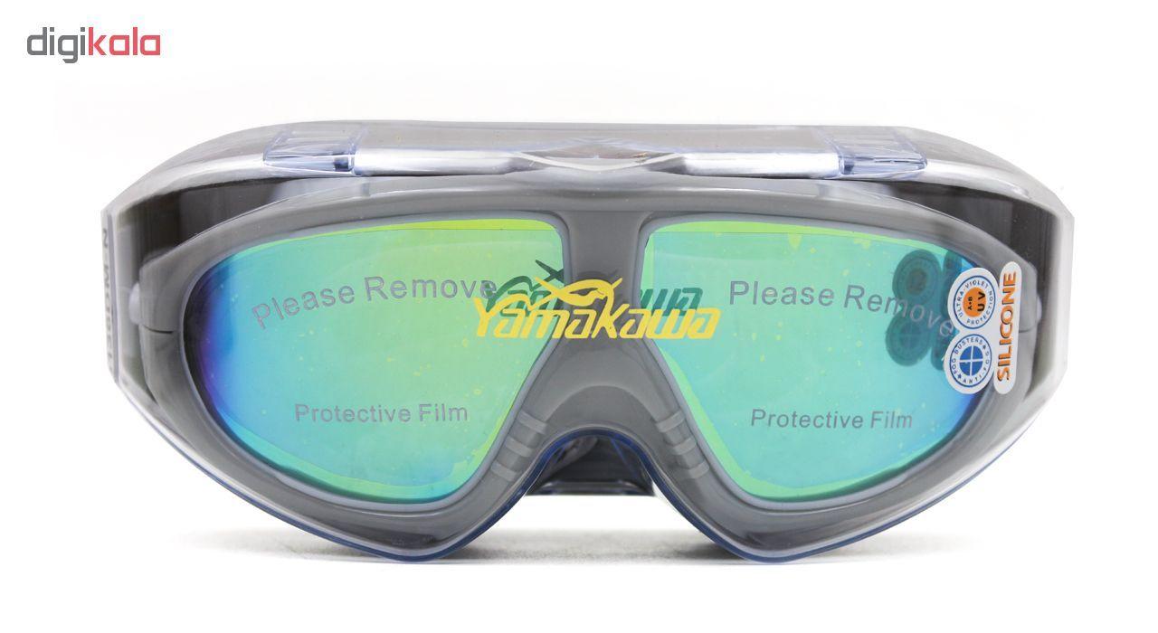 عینک شنا یاماکاوا مدل 9136DM-N main 1 12