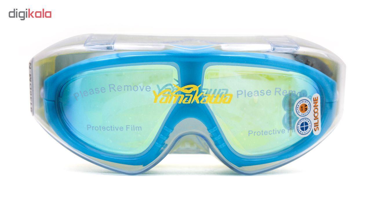 عینک شنا یاماکاوا مدل 9136DM-N main 1 18