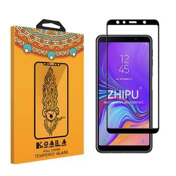 محافظ صفحه نمایش Full Glue کوالا مدل  616 مناسب برای گوشی موبایل سامسونگ گلکسی A7 2018
