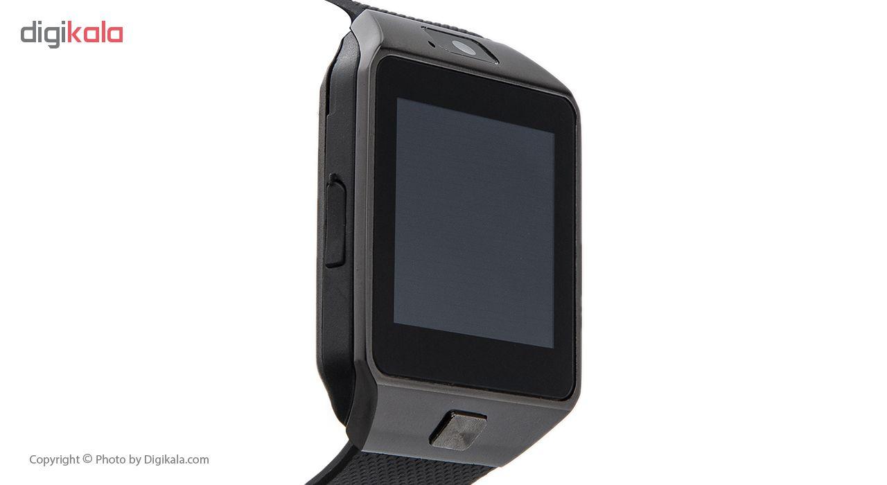 ساعت هوشمند وی سریز مدل WE DZ09 الف001