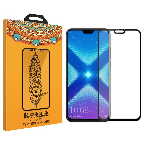 محافظ صفحه نمایش Full Glue کوالا مدل  616 مناسب برای گوشی موبایل هواوی Honor 8X