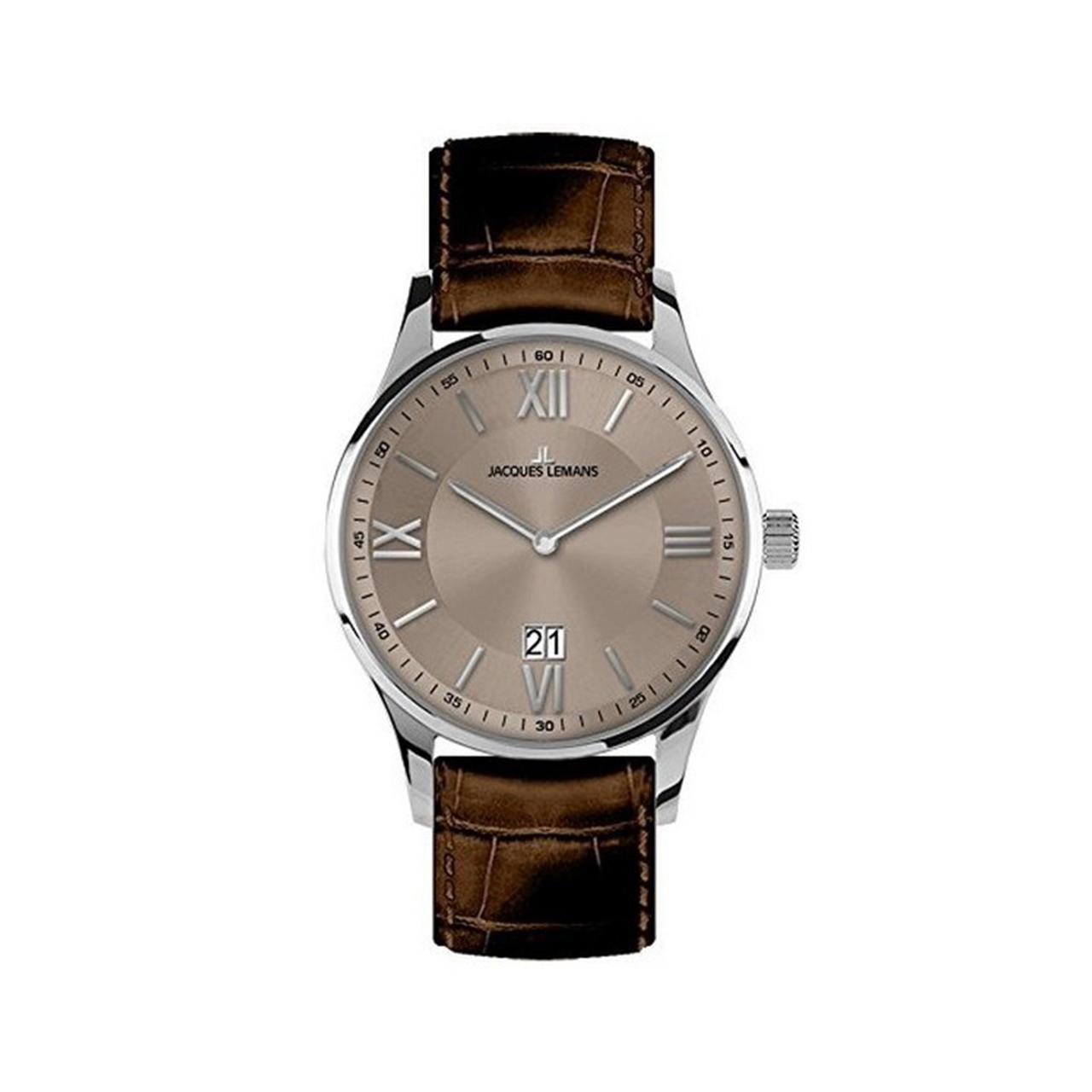 ساعت مردانه برند ژاک لمن مدل 1-1845D