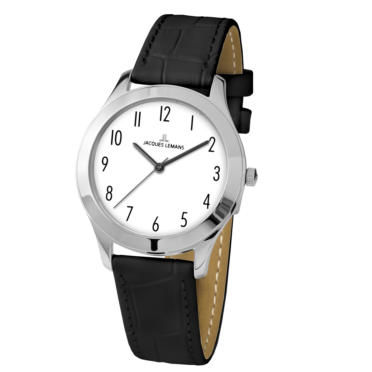 ساعت مچی عقربه ای زنانه ژاک لمن مدل 1-1840ZC