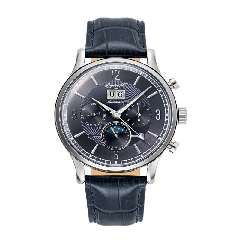 ساعت مچی عقربه ای مردانه اینگرسل مدل IN1404BL 25