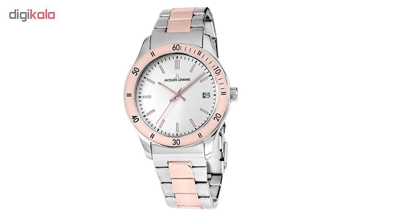 ساعت  مردانه ژاک لمن مدل 1-1623ZI