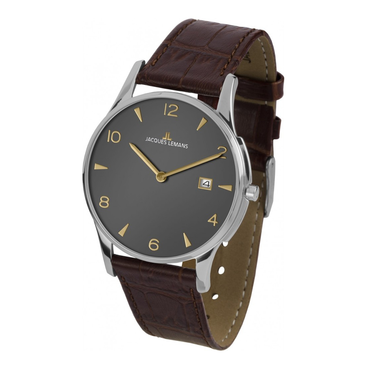 ساعت مچی عقربه ای ژاک لمن مدل 1-1850ZF