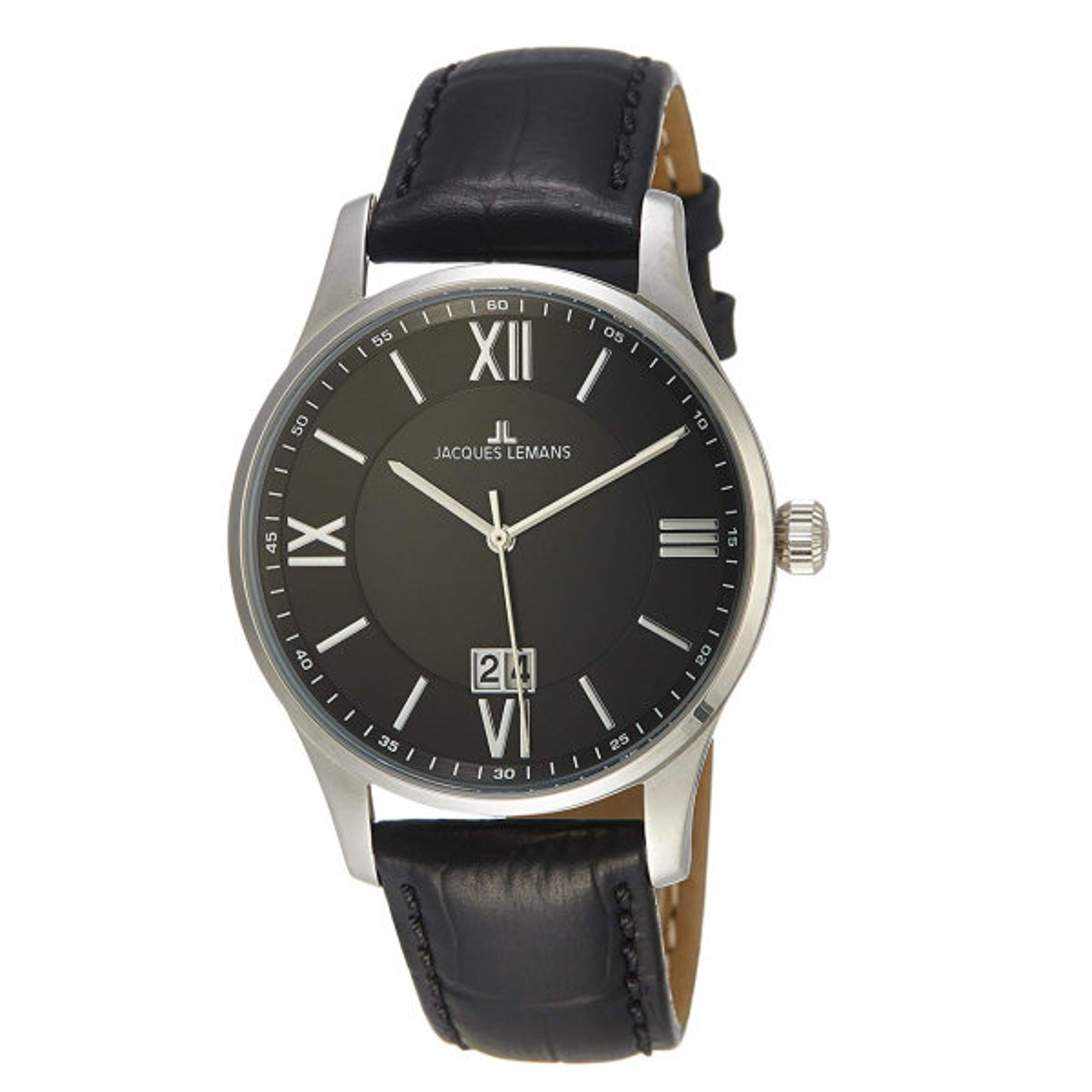 ساعت مچی عقربه ای مردانه ژاک لمن مدل 1-1845A