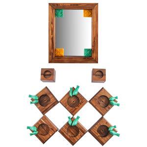 مجموعه ظروف هفت سین گالری پارسا آرا کد 312017