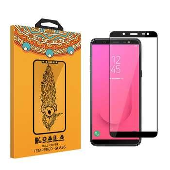 محافظ صفحه نمایش Full Glue کوالا مدل  616 مناسب برای گوشی موبایل سامسونگ J8 2018