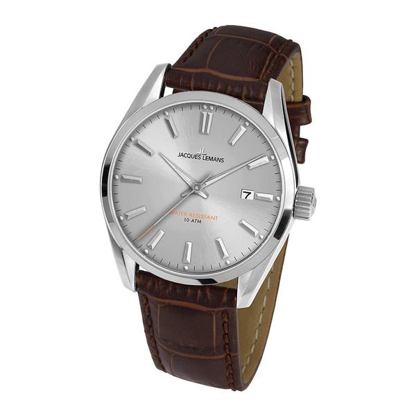 ساعت مچی عقربه ای مردانه ژاک لمن مدل 1-1859B