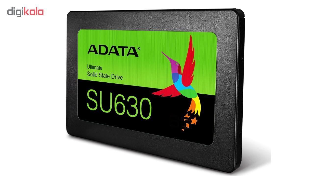 اس اس دی اینترنال ای دیتا مدل Ultimate SU630 ظرفیت 240 گیگابایت main 1 2