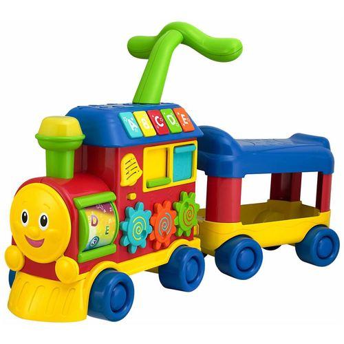 پارک واکر وین فان مدل Walker Ride On Learning Train