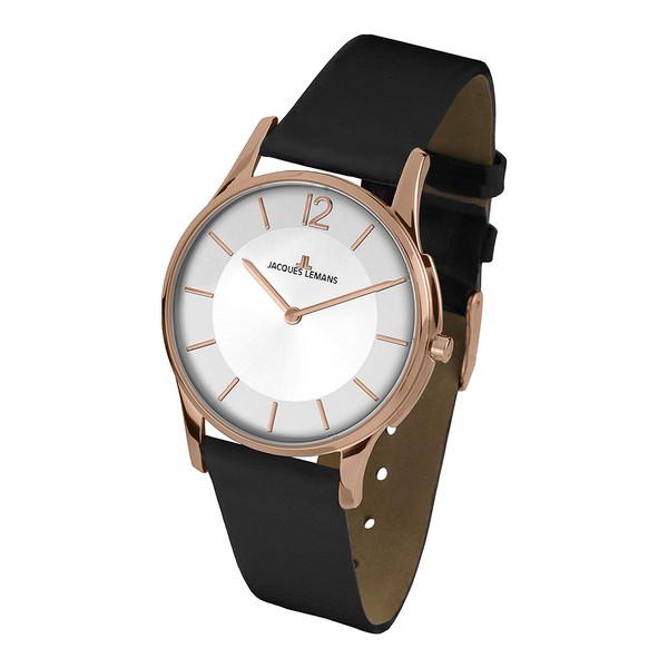 ساعت مچی عقربه ای ژاک لمن مدل 1-1851H