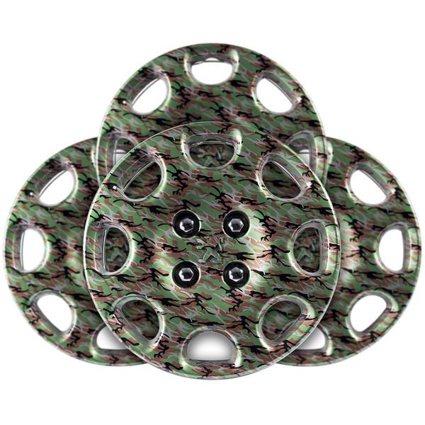 قالپاق چرخ استیلا مدل Patriot سایز 14 اینچ مناسب برای پژو 206