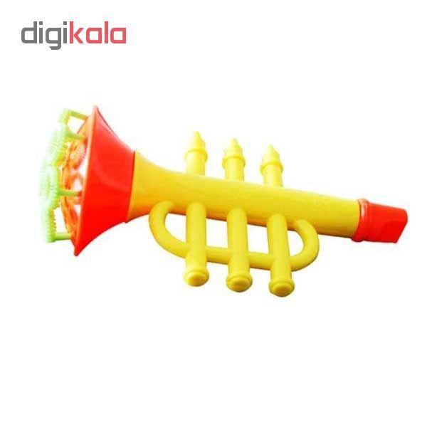 شیپور حباب ساز مدل Trumpet Bubble Maker main 1 1
