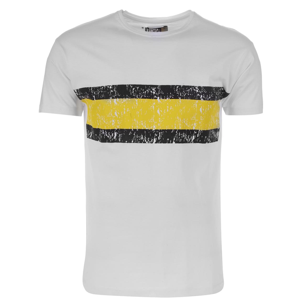 تی شرت مردانه مل اند موژ مدل MTG201901-2