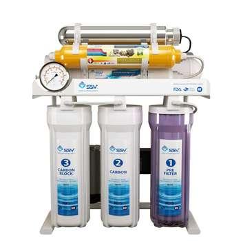 تصفیه کننده آب خانگی  اس اس وی مدل MaxTec X7-UV