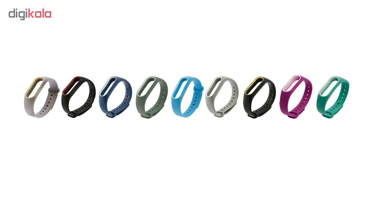 بند مچ بند مدل SLC001 مناسب برای Mi Band 2 main 1 18