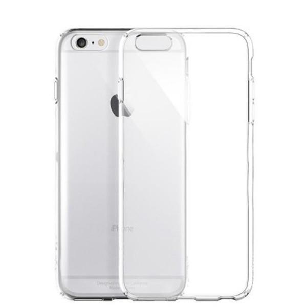 کاور ژله ای مدل ultra thin مناسب برای گوشی موبایل اپل iphone 6 plus/6S plus