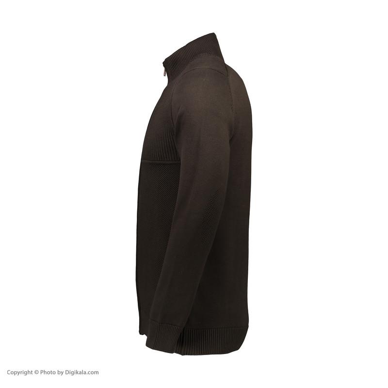 سویشرت مردانه ال سی من مدل 09515832-BROWN
