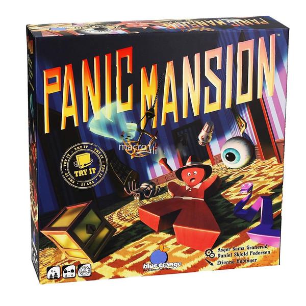 بازی فکری  بلو اورنج مدل PANIC MANSION