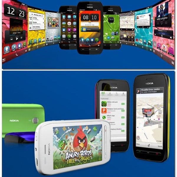 گوشی موبایل نوکیا 603