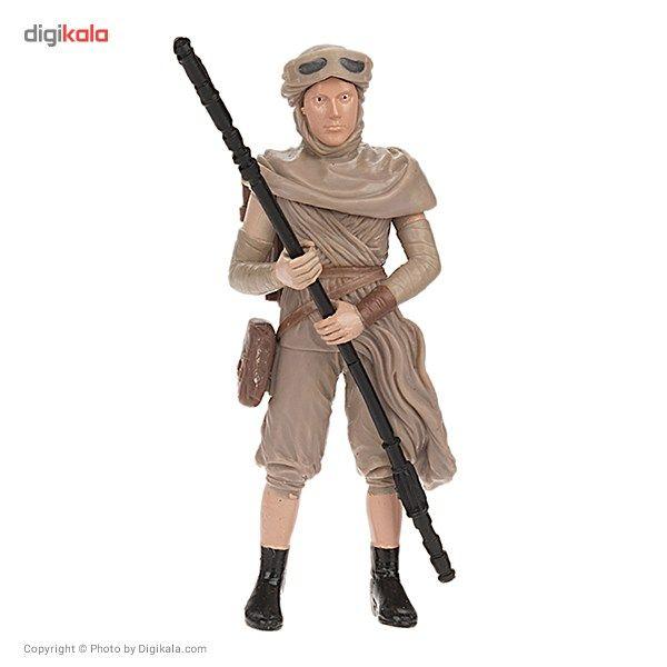 اکشن فیگور استار وارز مدل Pack Of Nine  Star Wars Pack Of Nine Action Figures