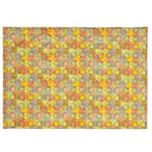 فرش پارچه ای گوشه سایز 50 × 70 سانتی متر کد 11